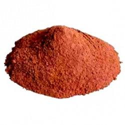 Šamot rdeči 0 - 05 mm 1 kg