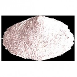 Šamot beli 0 - 2 mm 1 kg