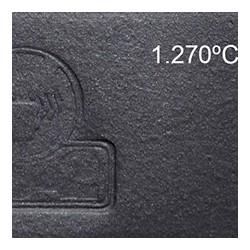 Porcelan Black ice črni 5 kg