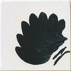 Črna podglazura v prahu 6153 100 g