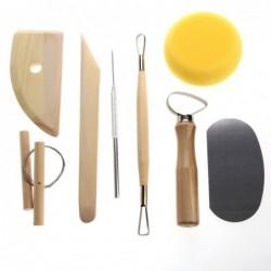 Set orodja za začetnike 8 delni KW160
