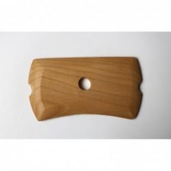 Lesena gladilka 2400-62