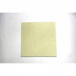 Šamotna plošča kvadratna 37 x 34 x 1,4 cm 2953