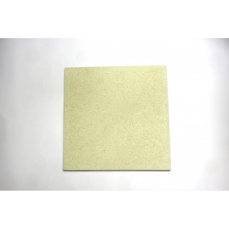 Šamotna plošča kvadratna 37 x 27 x 1,5 cm 2956