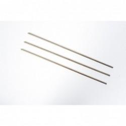 Palčke za žganje obeskov 3 mm 20 cm